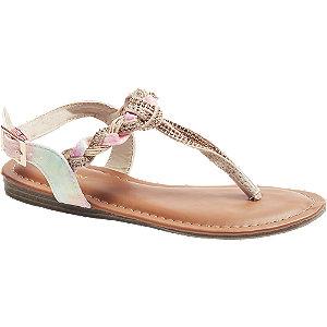 Dúhové dievčenské sandále Graceland