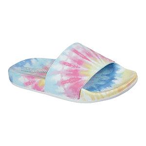 Duhové pantofle Skechers