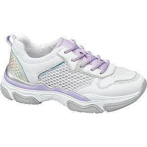 Fehér chunky sneaker