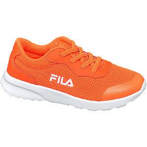 Sneaker in Neon Orange