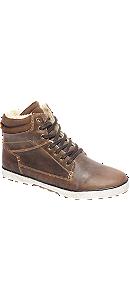Foret Læderstøvle