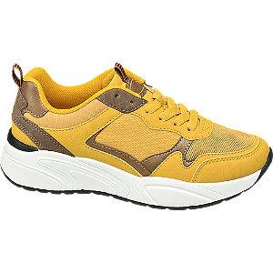 Chunky Sneaker in Gelb