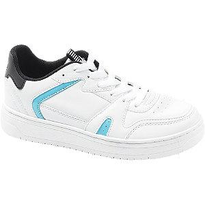 Plateau Sneaker in Weiß