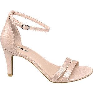 Sandaletten in Rosa