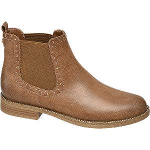 Hnedá Chelsea obuv Catwalk