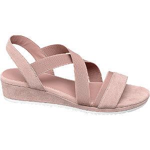 Keil Sandalette