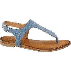 Kék lábujjközi szandál