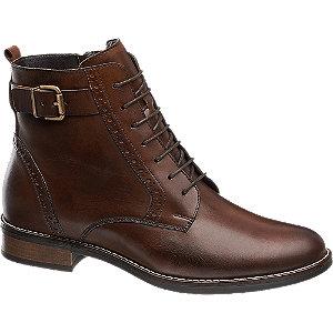 Kožená šněrovací obuv