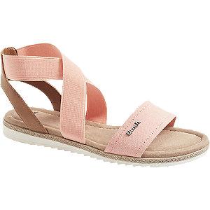 Lososové sandále Bench