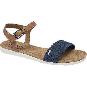 Modré sandále Esprit