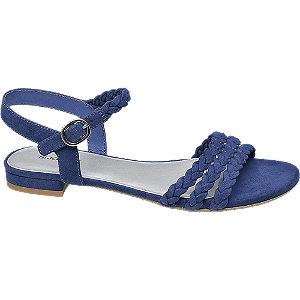 Modré sandály Graceland