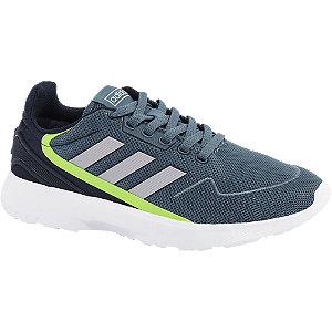 Modré tenisky Adidas Nebzed K