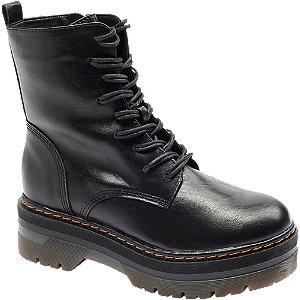 Moteriški aulinukai storu padu Catwalk, kerziniai batai