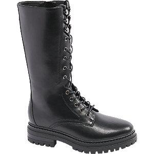 Moteriški ilgaauliai batai Catwalk