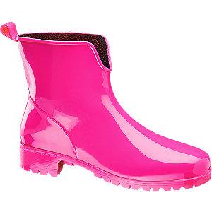 Pink gumicsizma