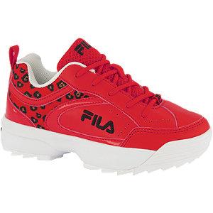 Piros FILA fashion sneaker