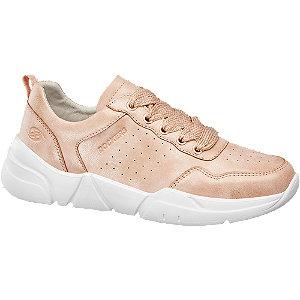 Rosegold női sneaker