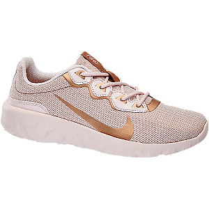 Růžovobéžové tenisky Nike Explore Strada