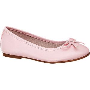Ružové dievčenské balerínky Cupcake Couture