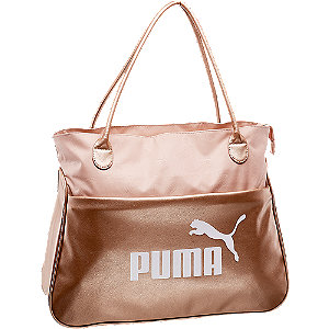 Ružová kabelka Puma Core Up Retro Tote