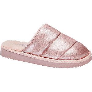 Ružové metalické papuče Graceland