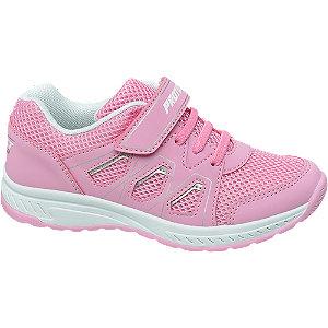 Ružové tenisky na suchý zips Graceland