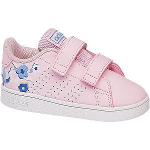 Rózsaszín Adidas lány sneaker
