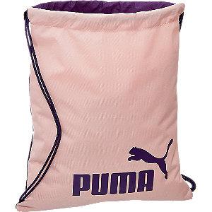 Rózsaszín PUMA PHASE GYMSACK tornazsák
