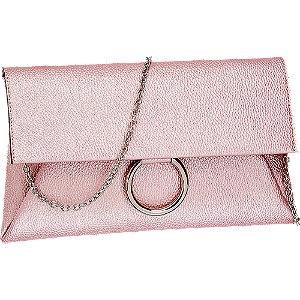 Rózsaszín clutch