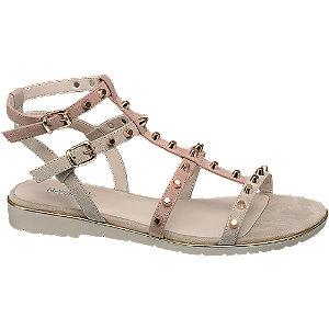 Sandály s nýty