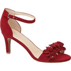 Semišové sandály