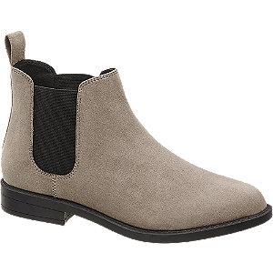 Sivá Chelsea obuv Graceland