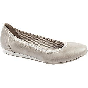 Sivé baleríny Graceland