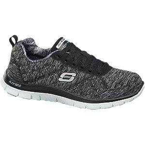 sportschoenen skechers flex appeal spring fever memory. Black Bedroom Furniture Sets. Home Design Ideas