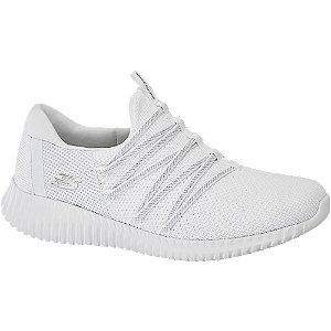 Slip on Sneaker in Weiß