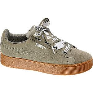 Sneaker VIKKY PLATFORM RIBBON MU