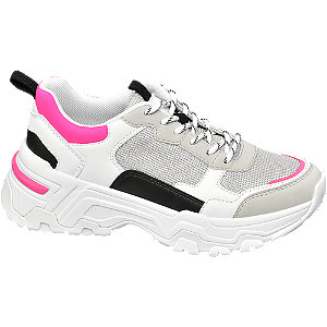 Chunky Sneaker in Weiß