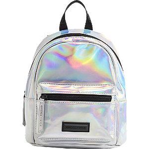Strieborný batoh Kendall + Kylie