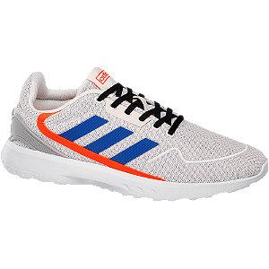 Svetlosivé tenisky Adidas Nebzed
