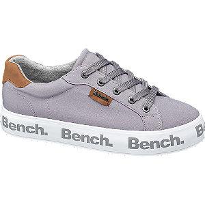 Szürke női platform sneaker