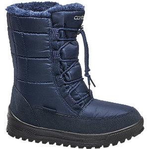 Tmavě modré sněhule Cortina