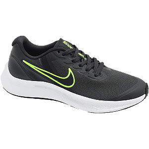 Tmavosivé tenisky Nike Star Runner 3