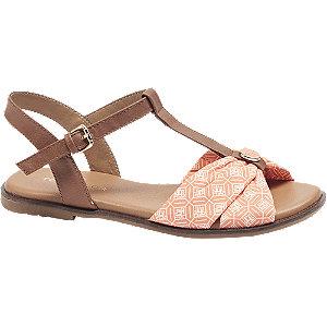 Sandalen in Braun