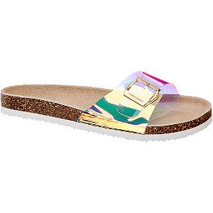 Transparentní pantofle Graceland