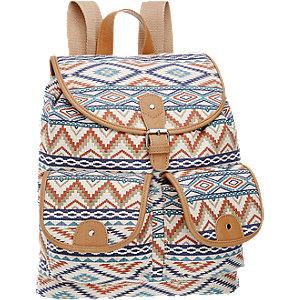 Vícebarevný batoh Graceland