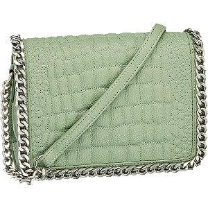 Zelená kabelka Catwalk se zvířecím vzorem