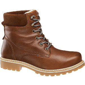 Zimná šnurovacia obuv