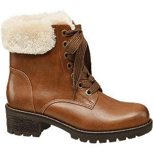 Zimná obuv na šnurovanie