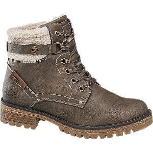 Zimná obuv so šnurovaním