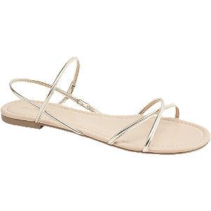 Zlaté sandály Graceland